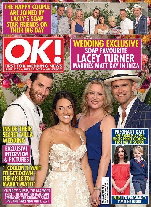 OK! Magazine UK – 18 September 2017