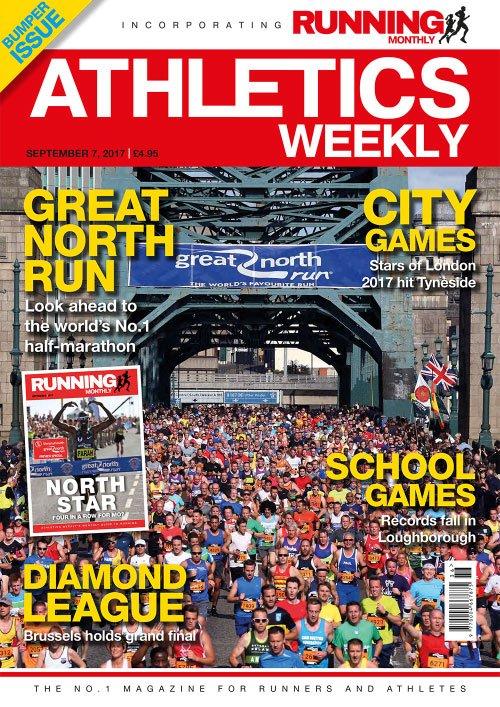 Athletics Weekly - September 07, 2017