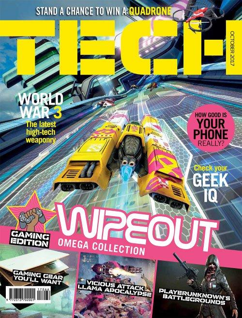 Tech Magazine - October 2017
