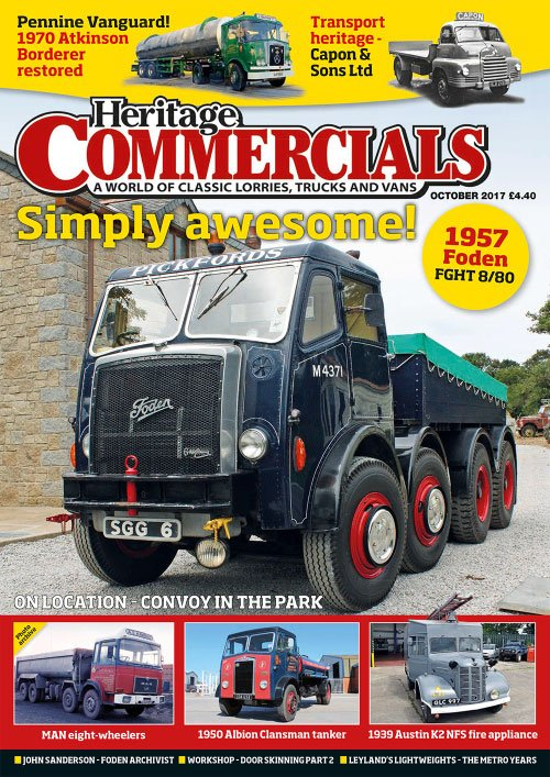 Heritage Commercials Magazine - October 2017