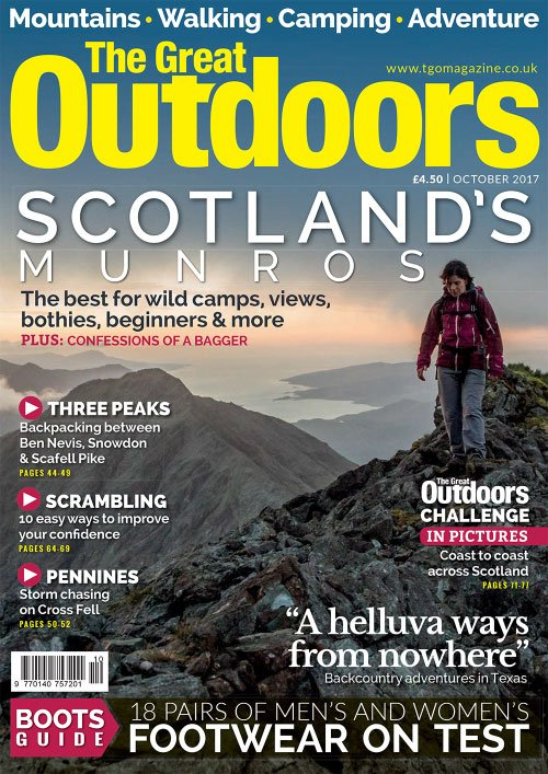 The Great Outdoors - October 2017