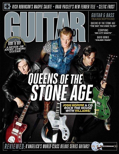 Guitar World - November 2017