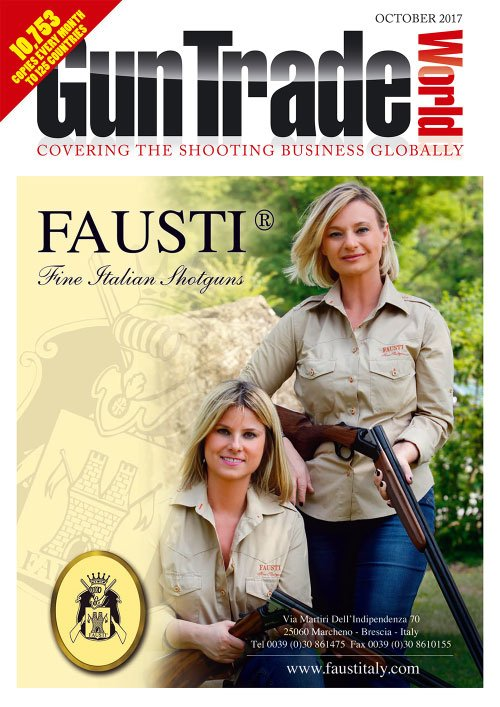 Gun Trade World - October 2017