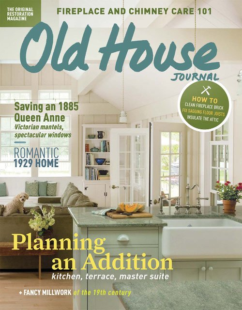 Old House Journal - October 2017