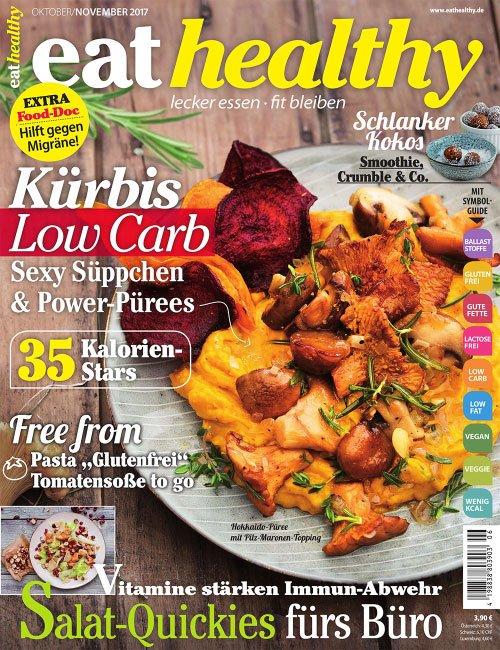 Eat Healthy Germany - Oktober-November 2017