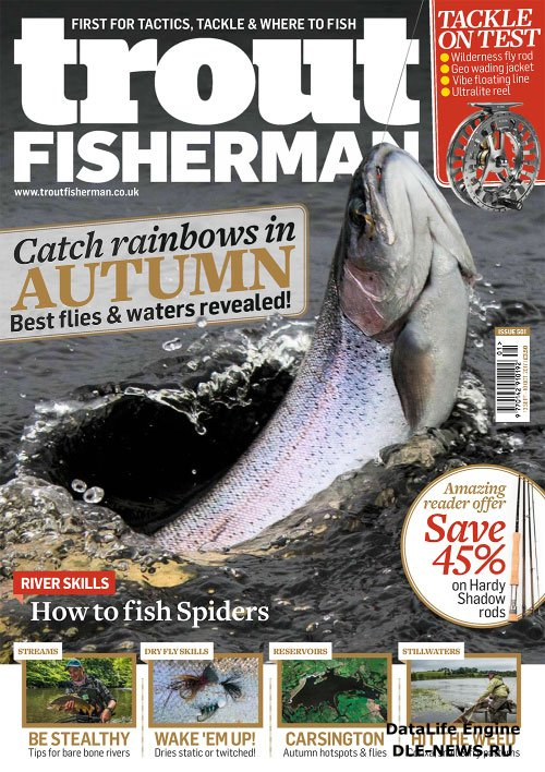 Trout Fisherman - Issue 501 2017