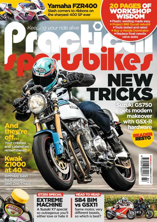 Practical Sportsbikes - October 2017