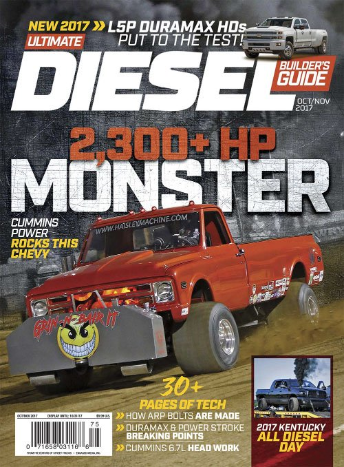 Ultimate Diesel Builder's Guide - October-November 2017