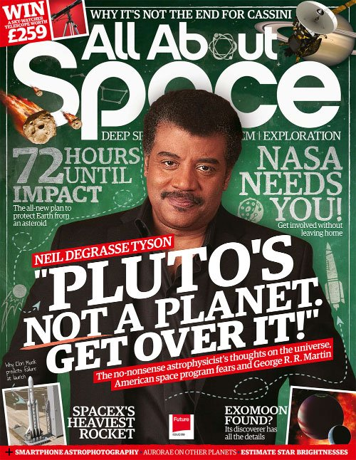 All About Space - Issue 69 2017