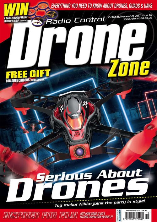 Radio Control Dronezone - October 2017