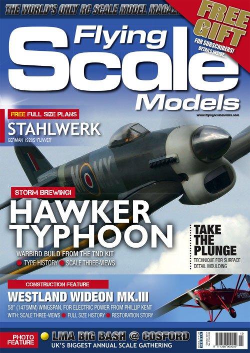 Flying Scale Models - October 2017