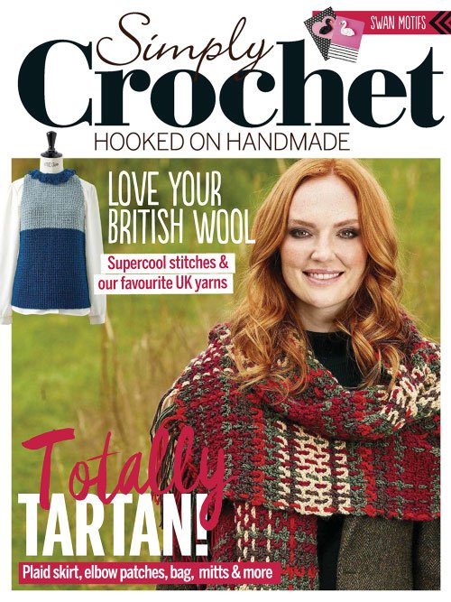 Simply Crochet - Issue 62 2017