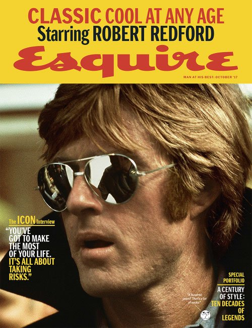 Esquire USA - October 2017