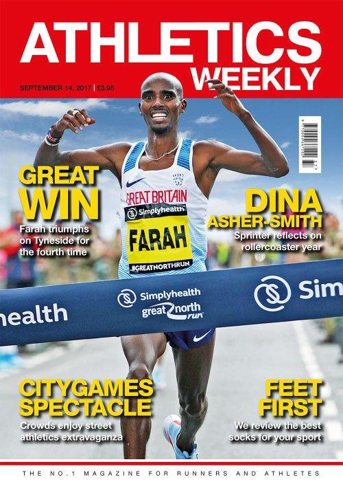 Athletics Weekly - September 14, 2017