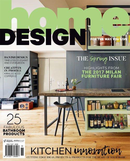 Home Design - Volume 20 Issue 4 2017