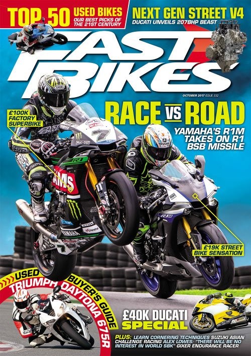 Fast Bikes - October 2017