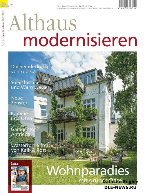 Althaus Modernisieren No 10 11 – Oktober November 2017