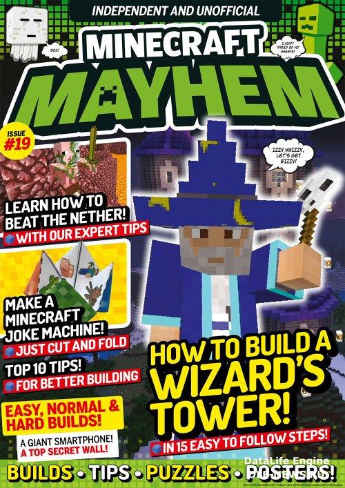Minecraft Mayhem - Issue 19 2017