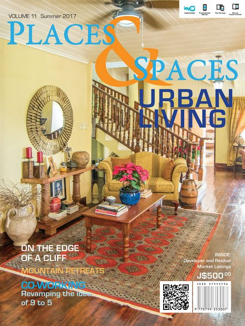 Places & Spaces - Summer 2017