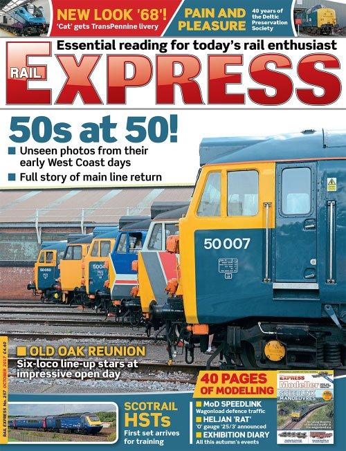 Rail Express - October 2017