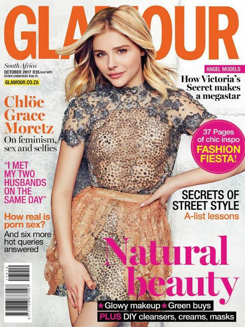 Glamour South Africa - October 2017