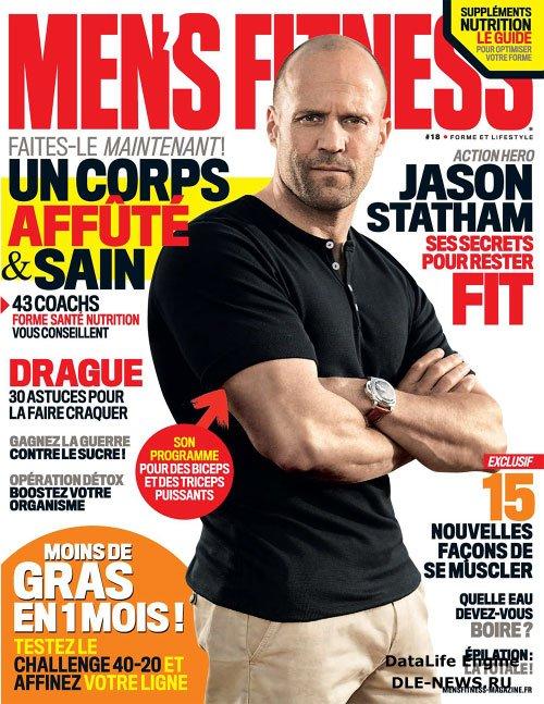 Men's Fitness France - Octobre 2017