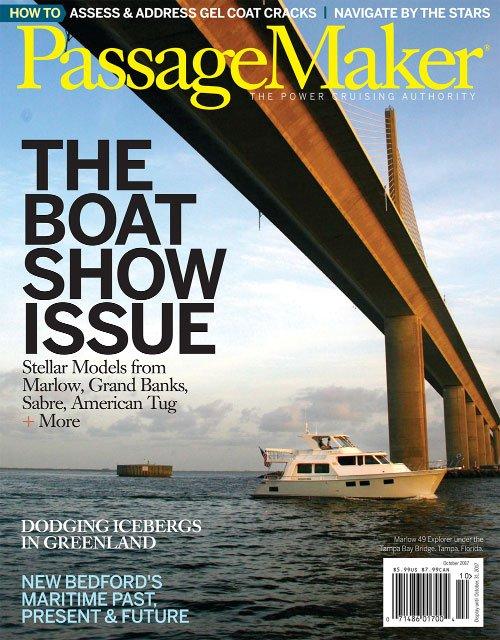 Passage Maker - October 2017