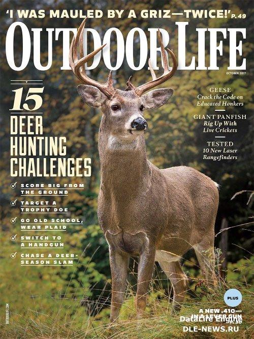 Outdoor Life - October 2017