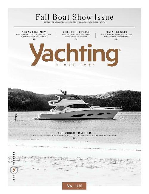 Yachting USA - October 2017