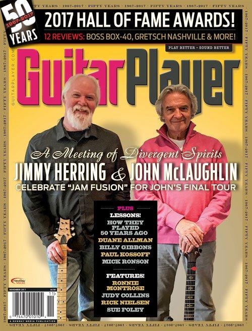 Guitar Player - November 2017