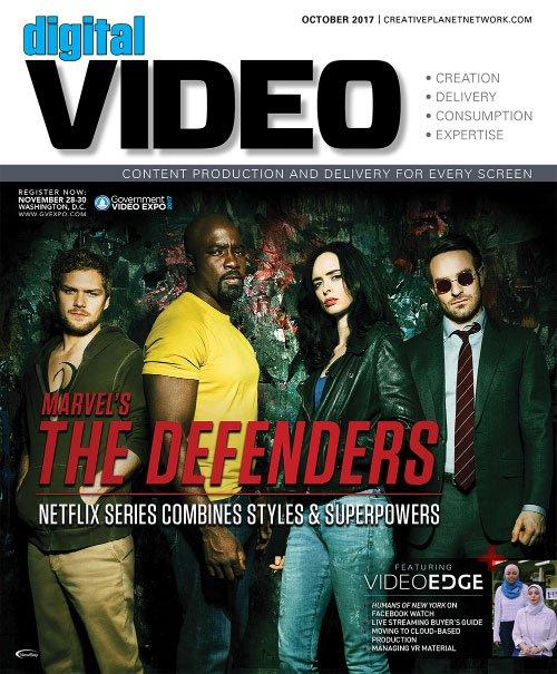 Digital Video - October 2017