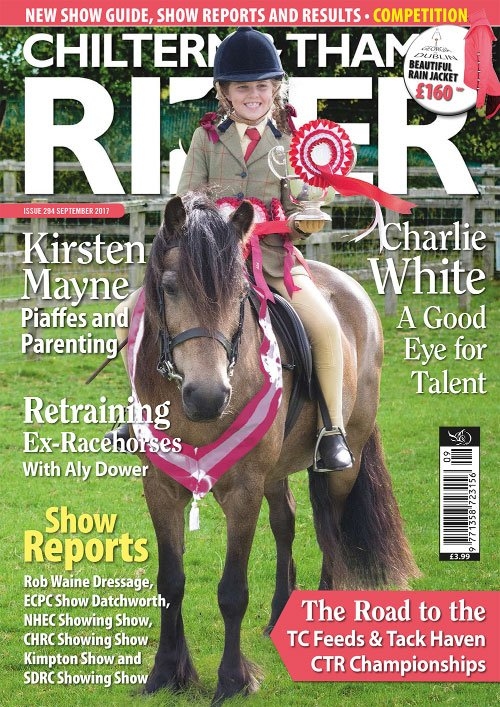 Chiltern and Thames Rider - September 2017