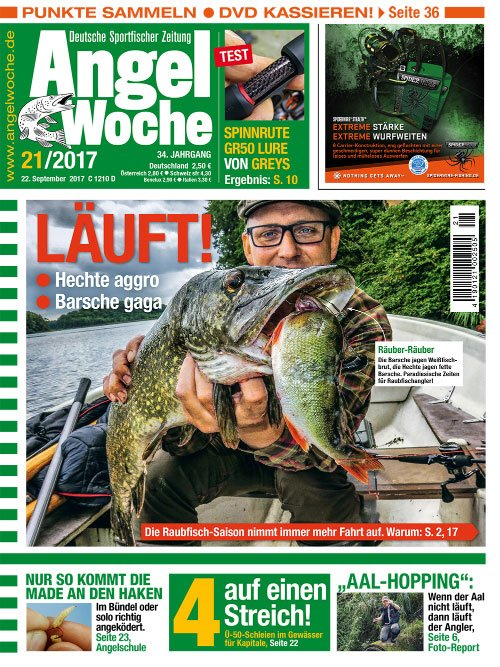 Angel Woche - 20 September 2017