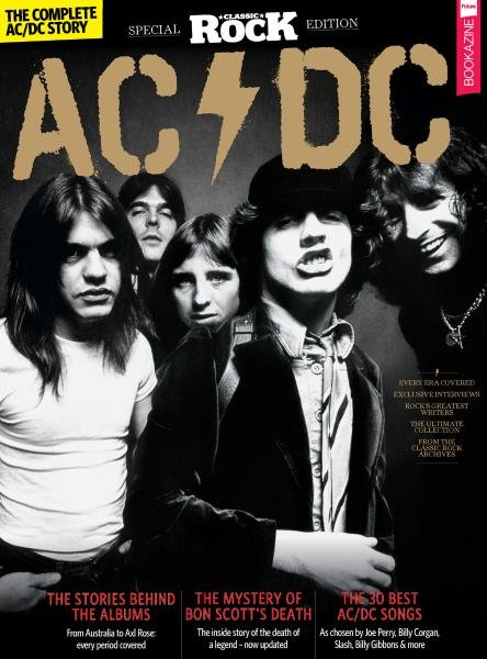 Classic Rock Special Edition: AC/DC (2017)