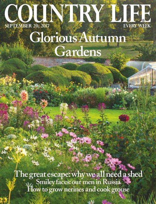 Country Life UK - 20 September 2017