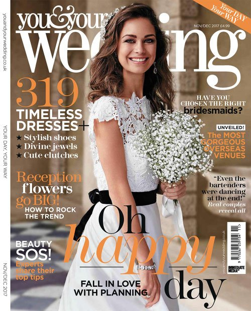You and Your Wedding - November-December 2017