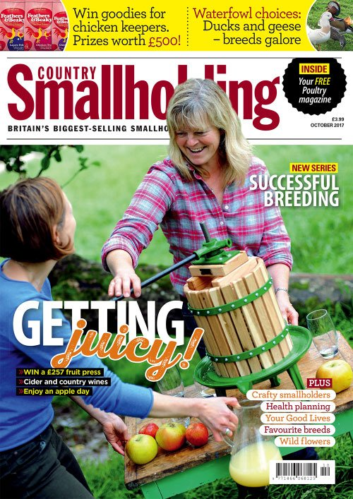 Country Smallholding - October 2017