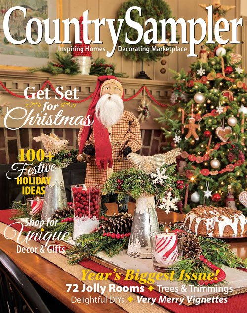 Country Sampler - November 2017