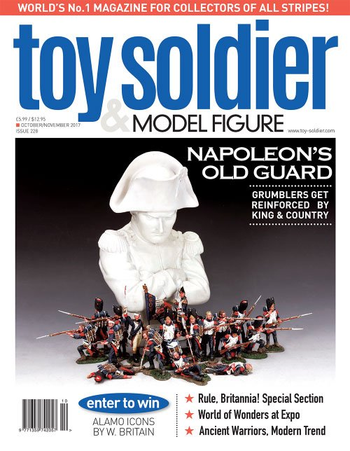 Toy Soldier and Model Figure 228 - October/November 2017