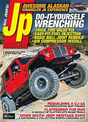 JP Magazine - December 2017