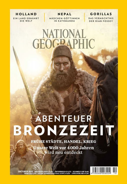 National Geographic Germany - Oktober 2017
