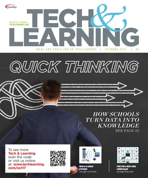 Tech and Learning - October 2017