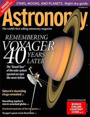 Astronomy - October 2017