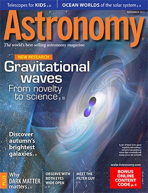 Astronomy - November 2017