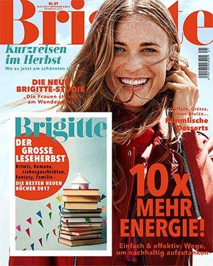 Brigitte - 25. September 2017