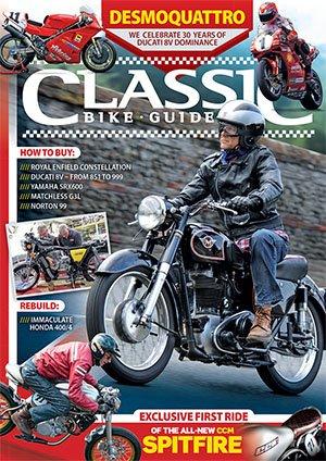 Classic Bike Guide - October 2017