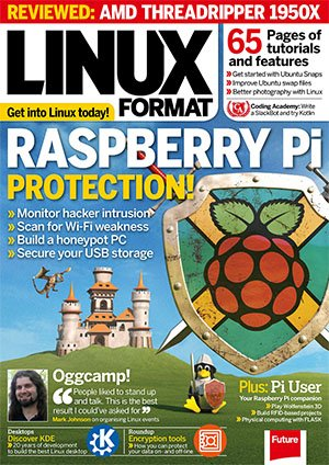 Linux Format UK - October 2017