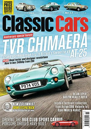Classic Cars UK - November 2017