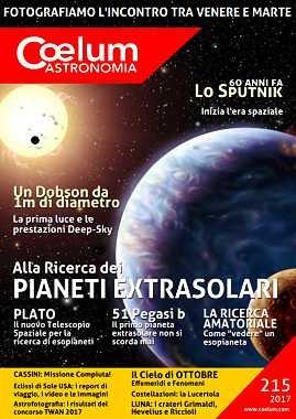 Coelum Astronomia - Numero 215 2017