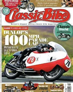 Classic Bike UK - October 2017